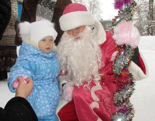 В дни новогодних каникул для кузнечан подготовлена развлекательная программа