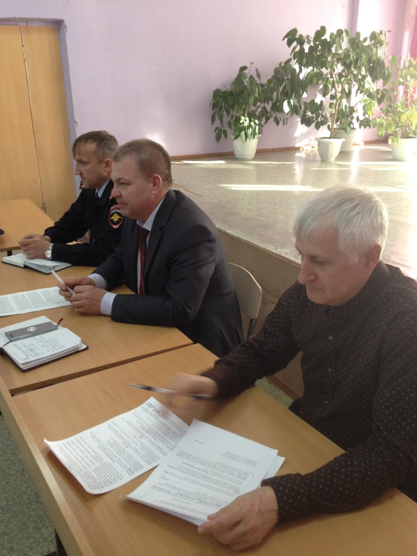 В микрорайоне №2 состоялось расширенное заседание  Совета общественности