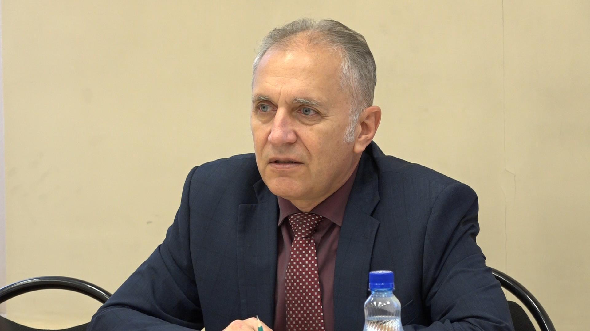 Сергей Златогорский: Оснований для паники нет, все зависит от самоорганизации людей