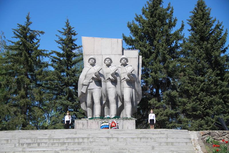 Членами экологического совета ведется подготовка к юбилею Победы