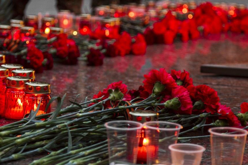 Кузнецкая центральная городская библиотека им. А.Н. Радищева присоединяется к международной акции «Свеча памяти»