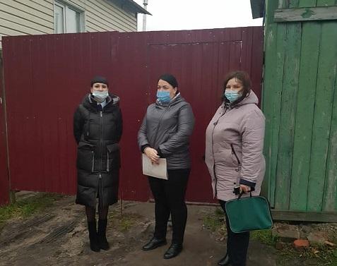В Кузнецке проходят рейды по семьям с детьми группы риска