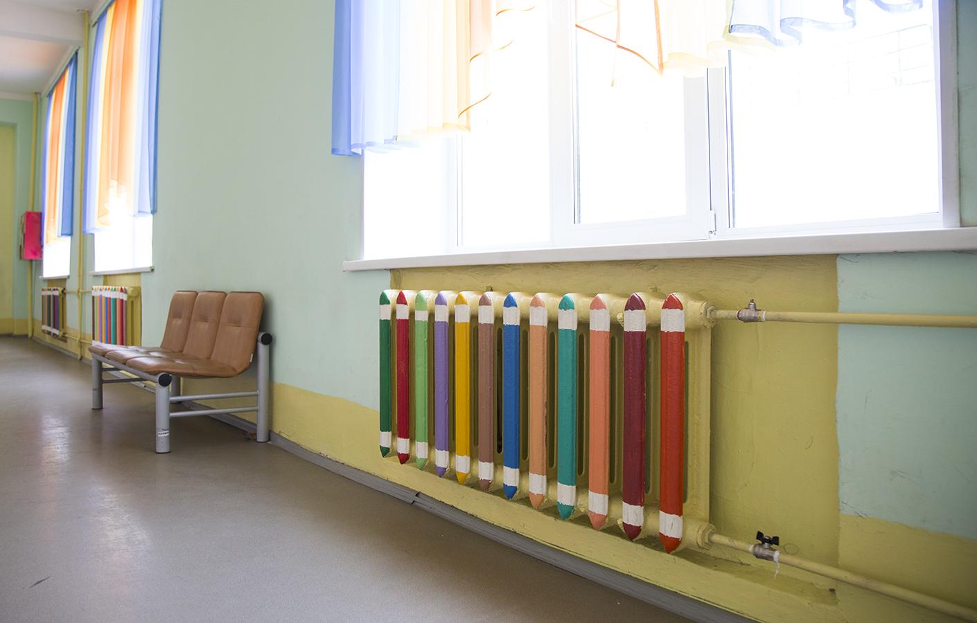 В Кузнецке пуск тепла осуществляется в школы и детские сады