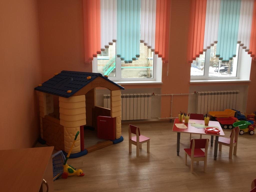 В Кузнецке открыты   два ясельных корпуса для детей от полутора до  трех лет