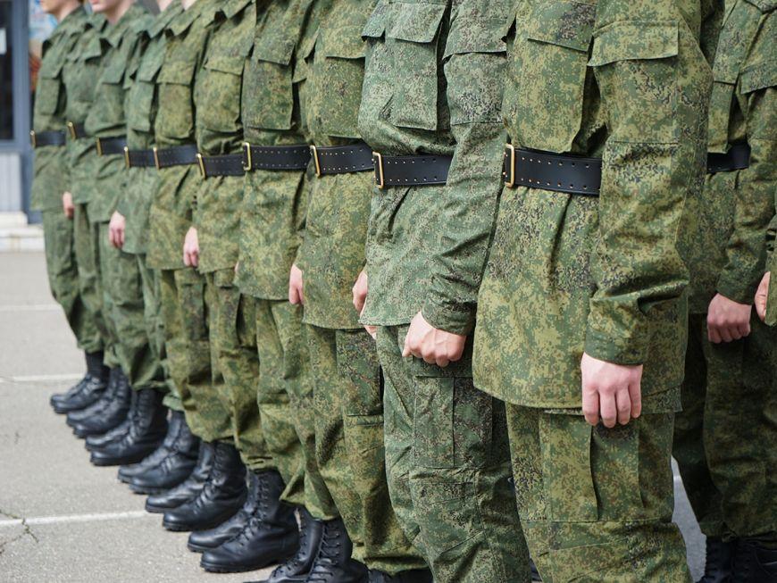В Кузнецке проходит призывная кампания