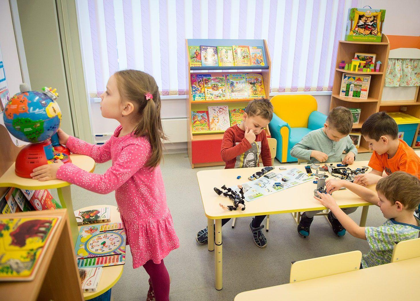 Детские сады возобновляют работу