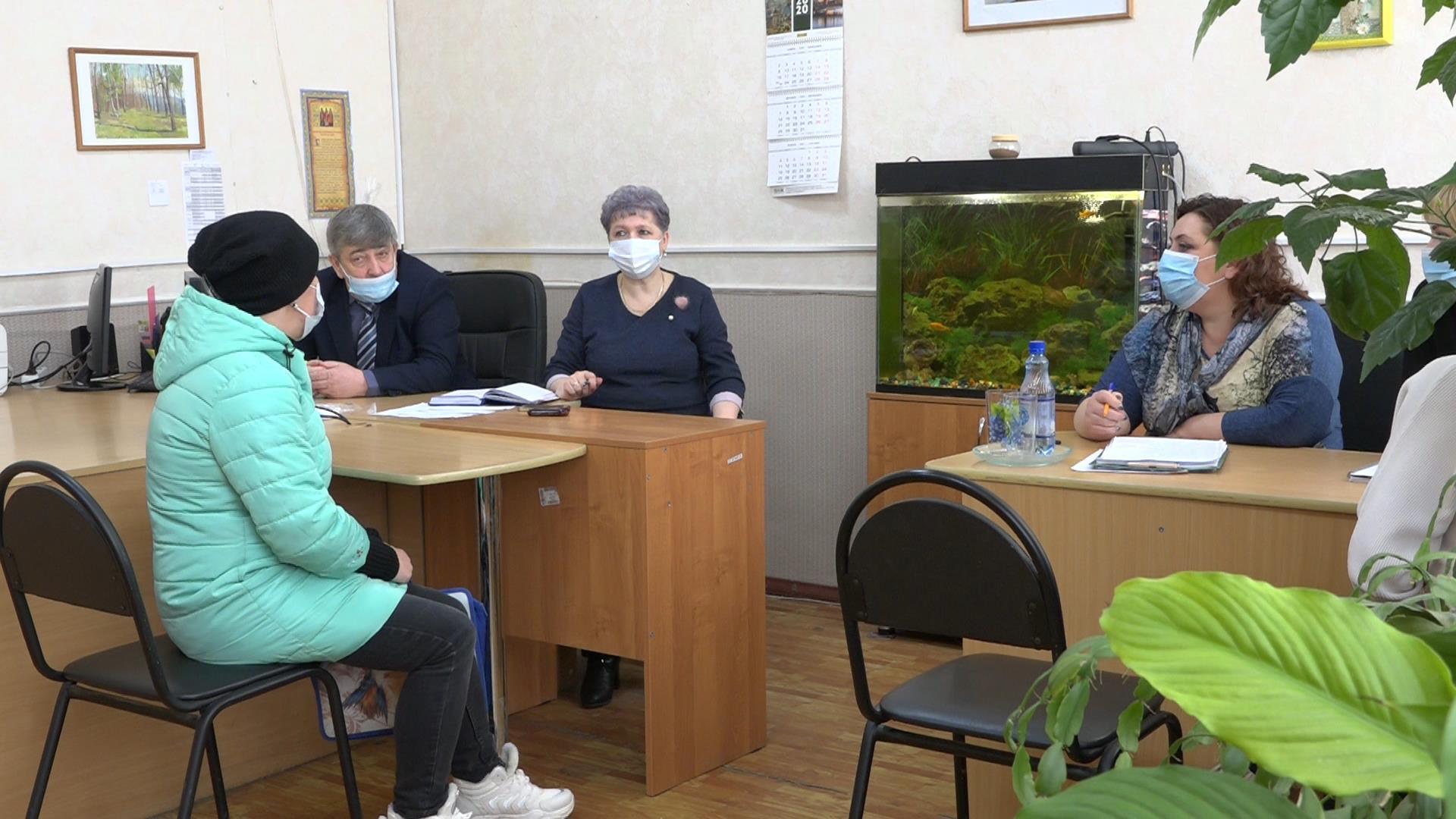 На территории города Кузнецка продолжается работа по внедрению социального контракта