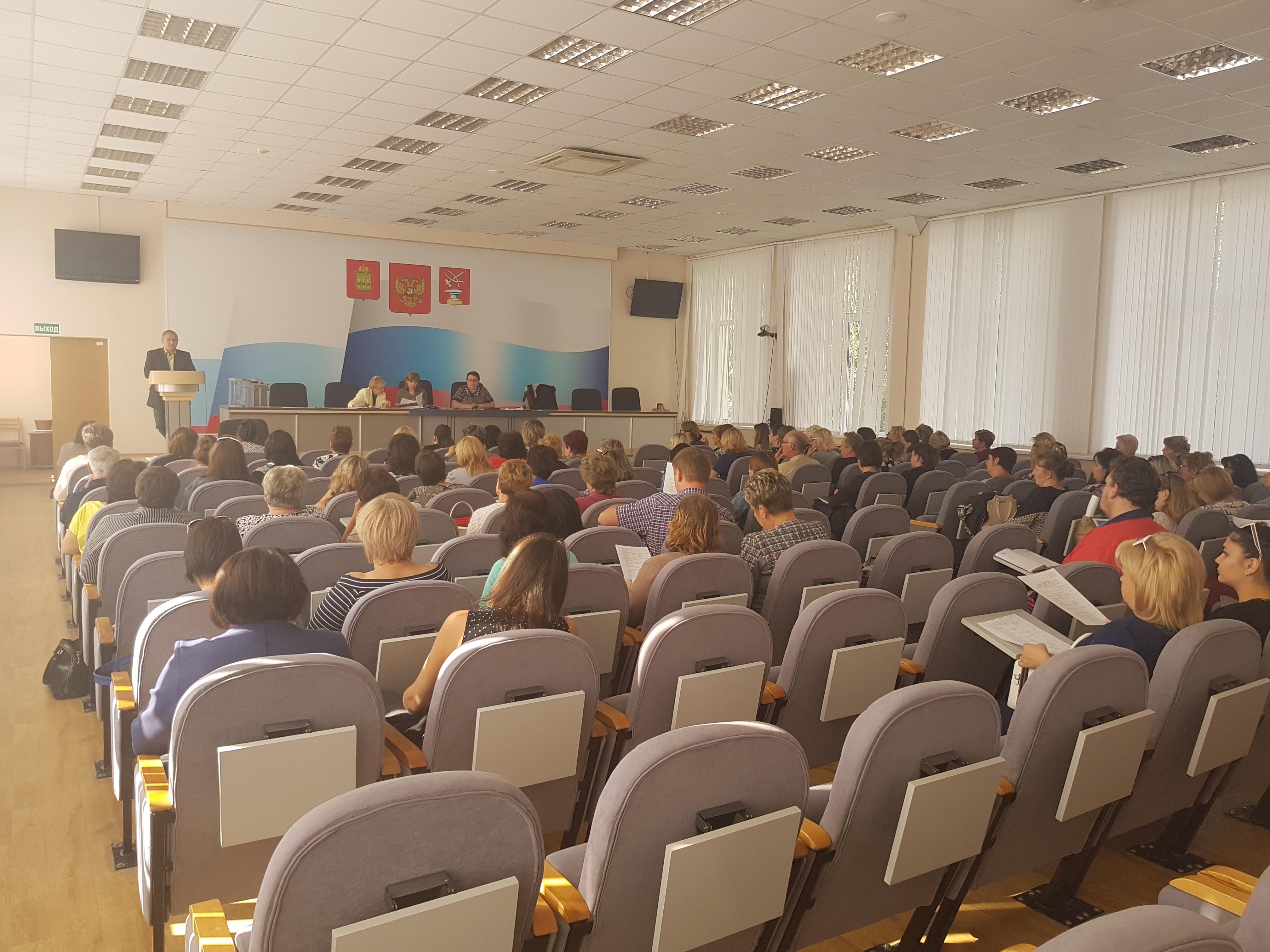 С членами участковых избирательных комиссий провели семинар
