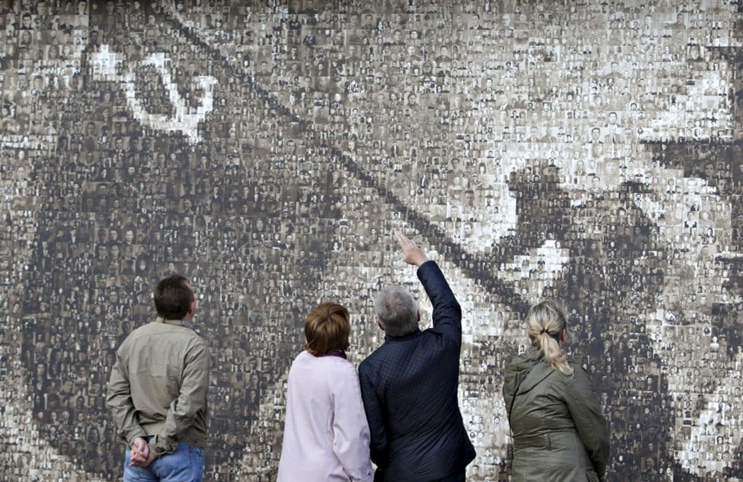 В Кузнецке ведется сбор фотографий фронтовиков