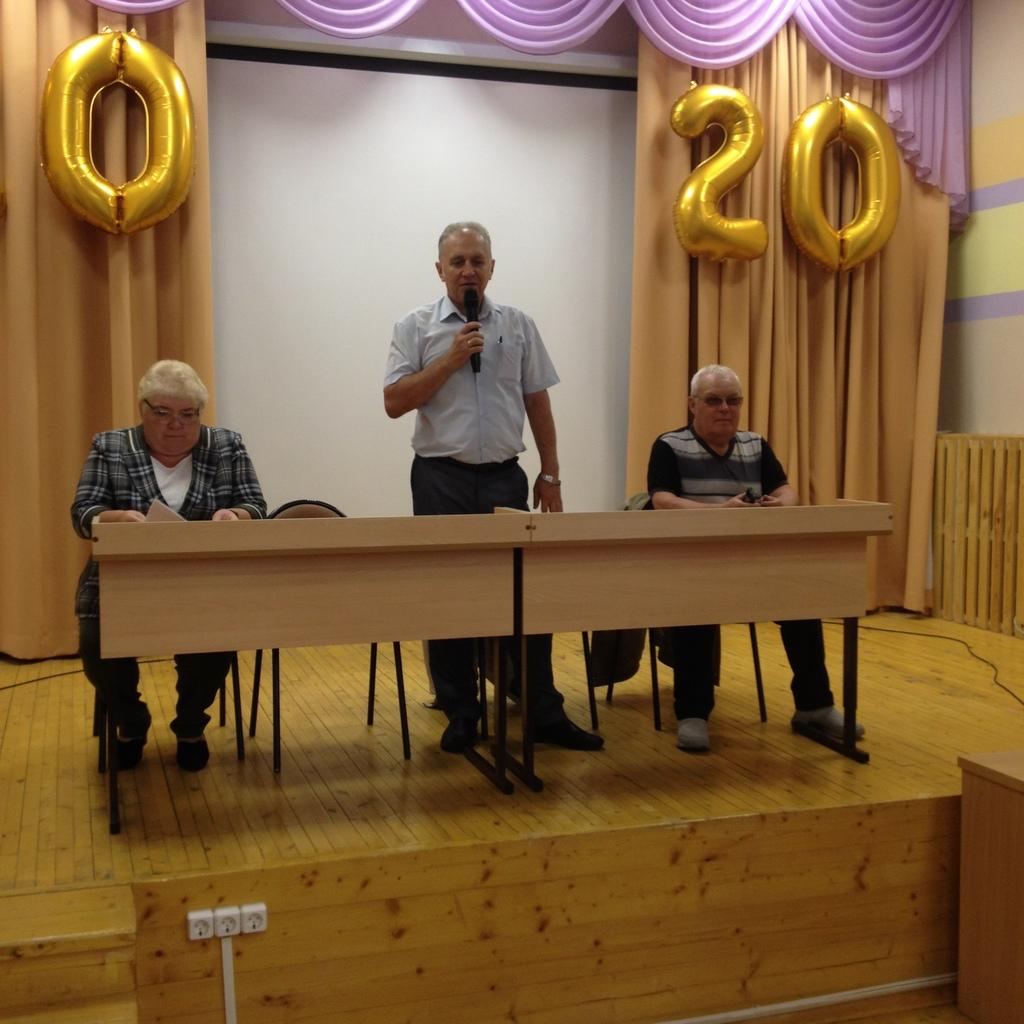 Ключевые вопросы развития города  обсудили на заседании Совета общественности