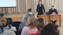 На заседании Совета общественности обсудили организацию безопасного отдыха детей