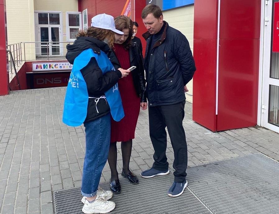 Кузнечане продолжают голосовать за объекты благоустройства на 2022 год