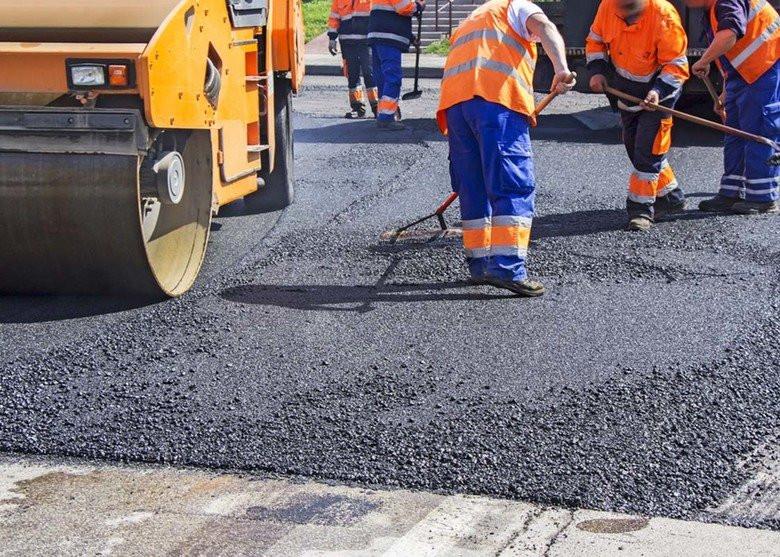 В Кузнецке начались работы по капитальному ремонту дороги по улице Республики