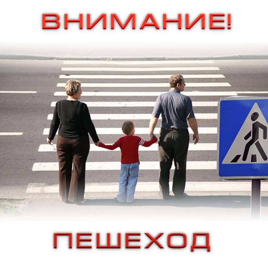 7 мая на территории города Кузнецка проводится профилактическое мероприятие по предупреждению дорожно-транспортных происшествий с участием пешеходов  «Пешеходный переход»
