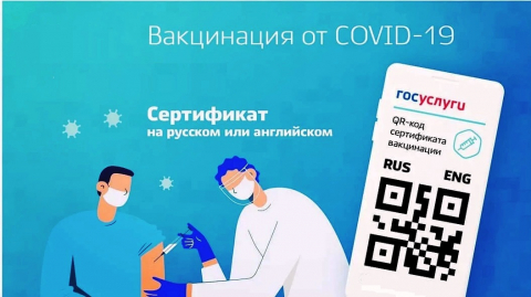 Как получить QR-код для посещения общественных мест