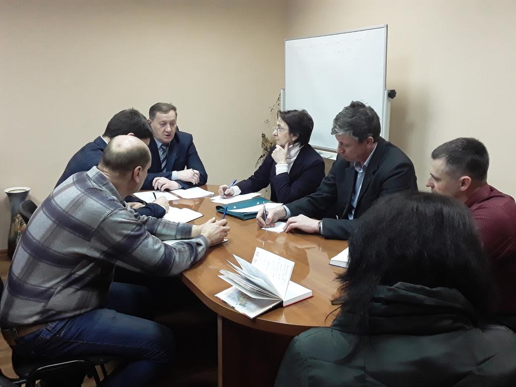 В администрации обсудили вопросы подготовки к юбилею Победы