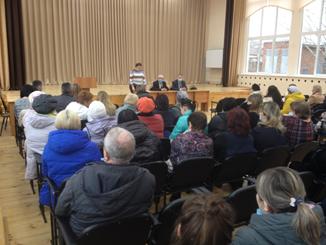 В Кузнецке возобновили свою работу Советы общественности