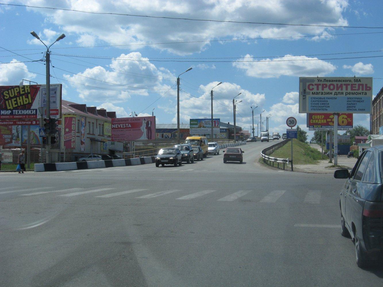Начался ремонт путепровода по улице Стекловская