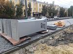 В Кузнецке реализуется  масштабный проект по благоустройству улицы Белинского